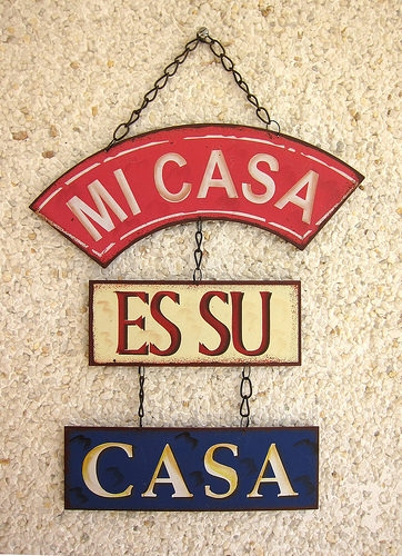 Why you should learn spanish language possible - Mi casa es su casa ...